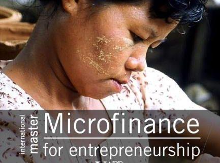 Master-in-Microfinance